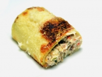 Lamb Crepes Cannelloni
