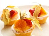 Mix Fruit Tartlets