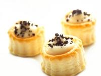 Truffle Taleggio Cheese Fondue in Vul Au Vent