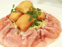 Parma Ham with Gnocco Fritto