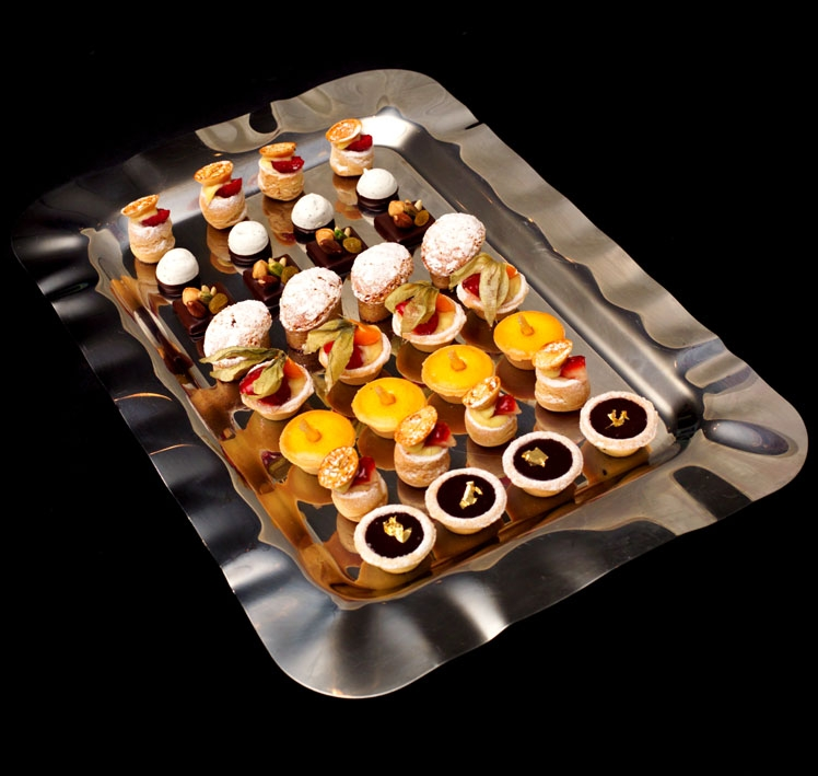 canapes - sweets